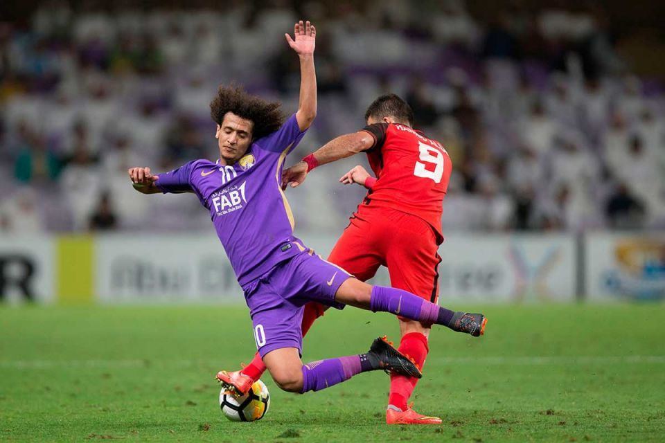 In pictures: Al Ain's dramatic 1-1 draw with Al Rayyan