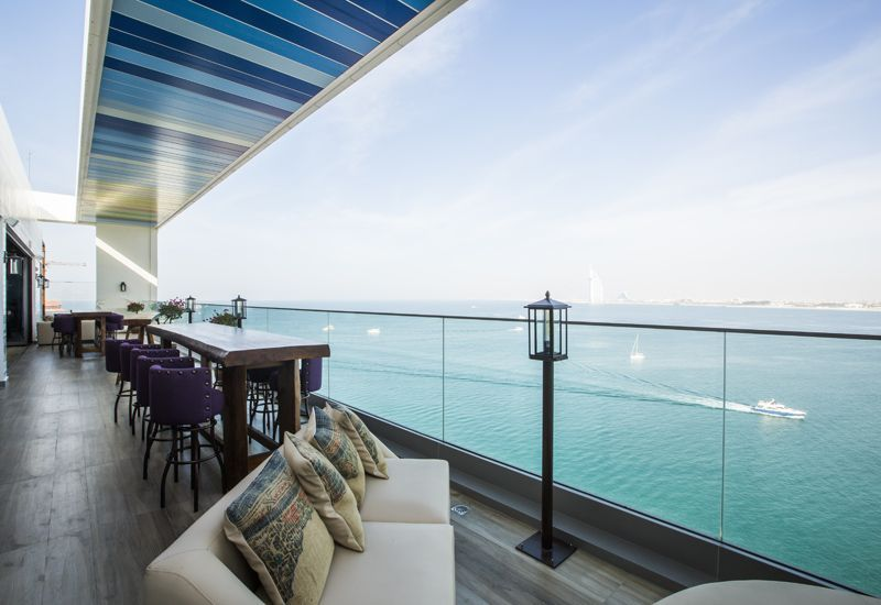 In pictures: Dubai's first Aloft hotel is now open on Palm Jumeirah