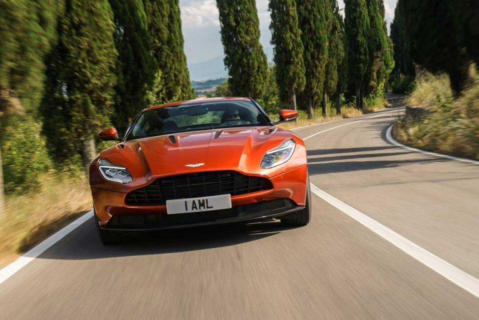 Review: The Aston Martin DB11 does not disappoint