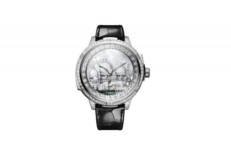 Revealed: $2m Sheikh Zayed-inspired watch by Louis Moinet