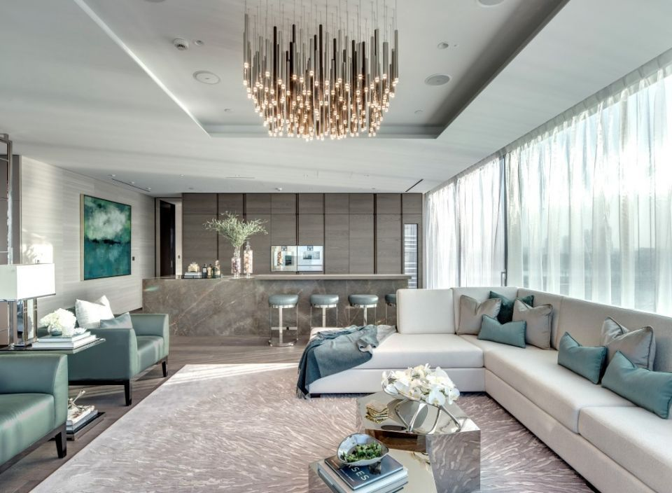 First look inside One Palm show apartment