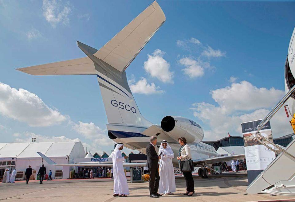 In pictures: Fifth edition of the Abu Dhabi Air Expo at Al Bateen Executive Airport