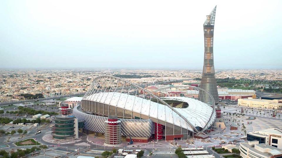 Expat worker died at 'unsafe' Qatar World Cup stadium