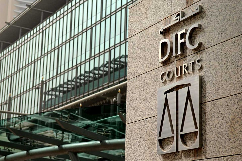 DIFC Courts sees 60% rise in cases in first half of 2018