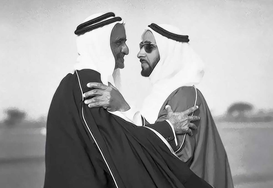 Sheikh Zayed: A leader from the future