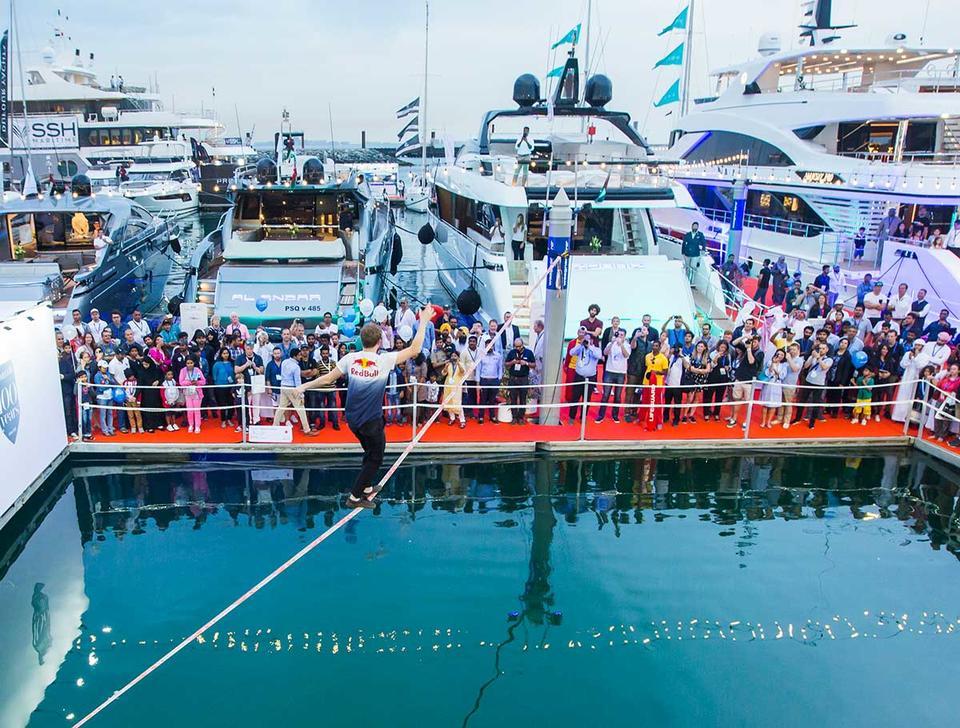 Dubai International Boat Show falls victim as virus fears grow