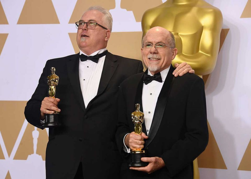 90th Academy Awards winners list - in pictures