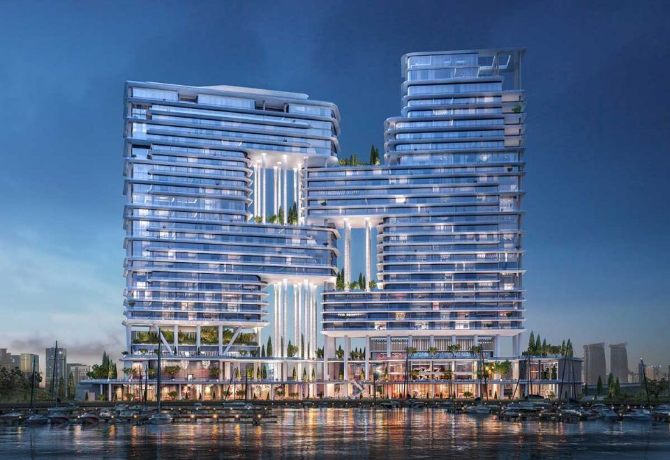 Omniyat hires builder for luxury Dubai Canal project