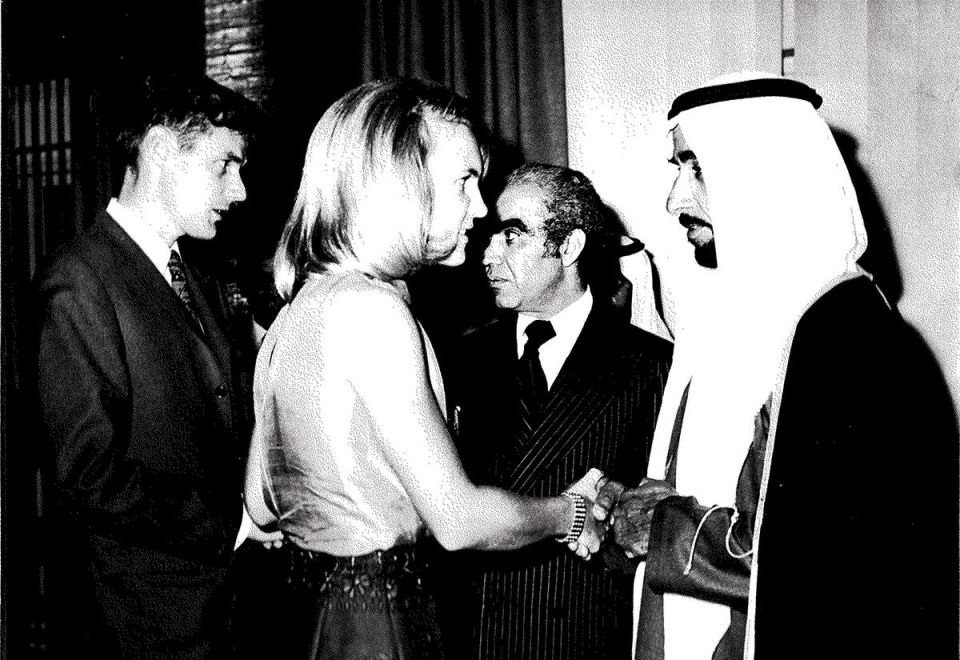 Sheikh Zayed: 'He truly was a man of the people'