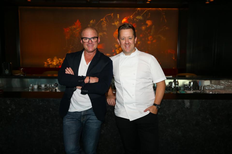 Heston Blumenthal to open Dubai restaurant in 2019