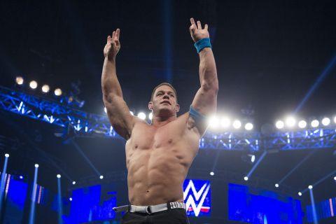 Saudi Arabia signs WWE deal to host Greatest Royal Rumble