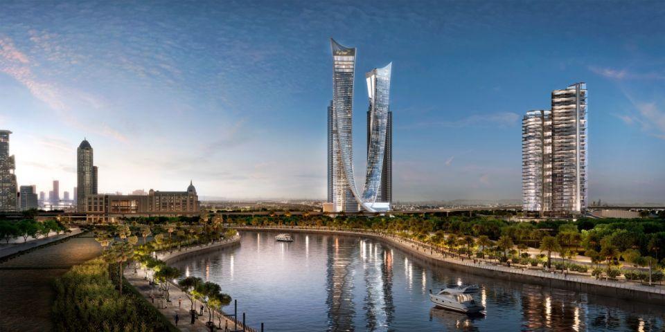 Damac awards $139m contract for flagship Dubai project