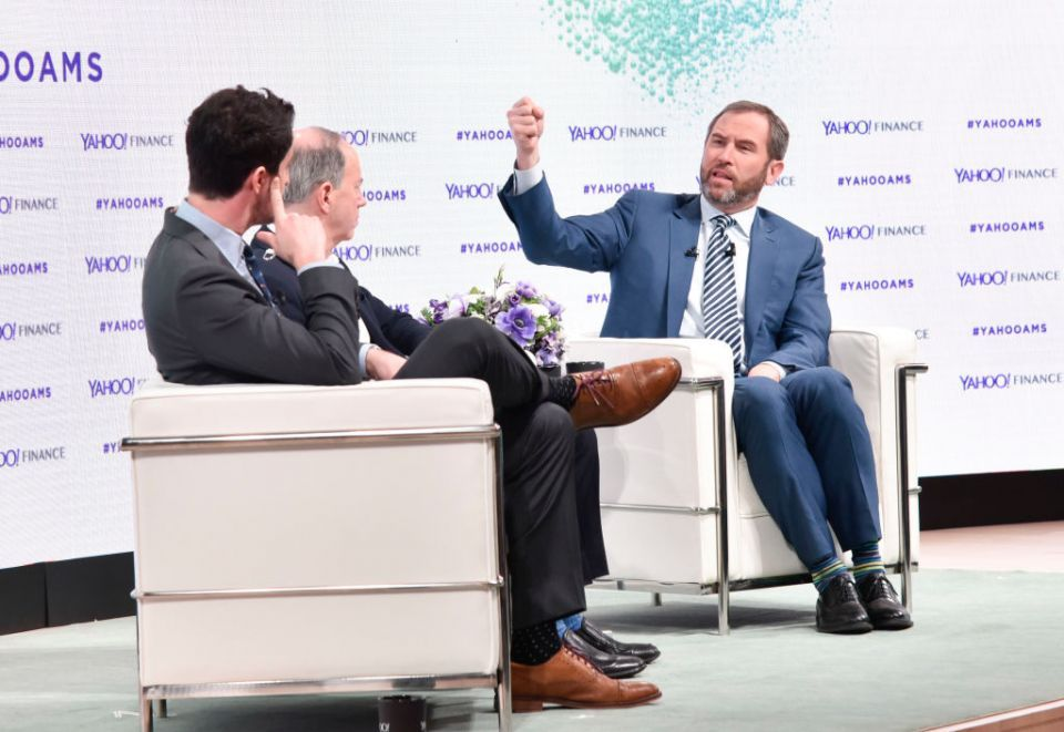 Bitcoin is the Napster of cryptocurrencies, says Ripple CEO