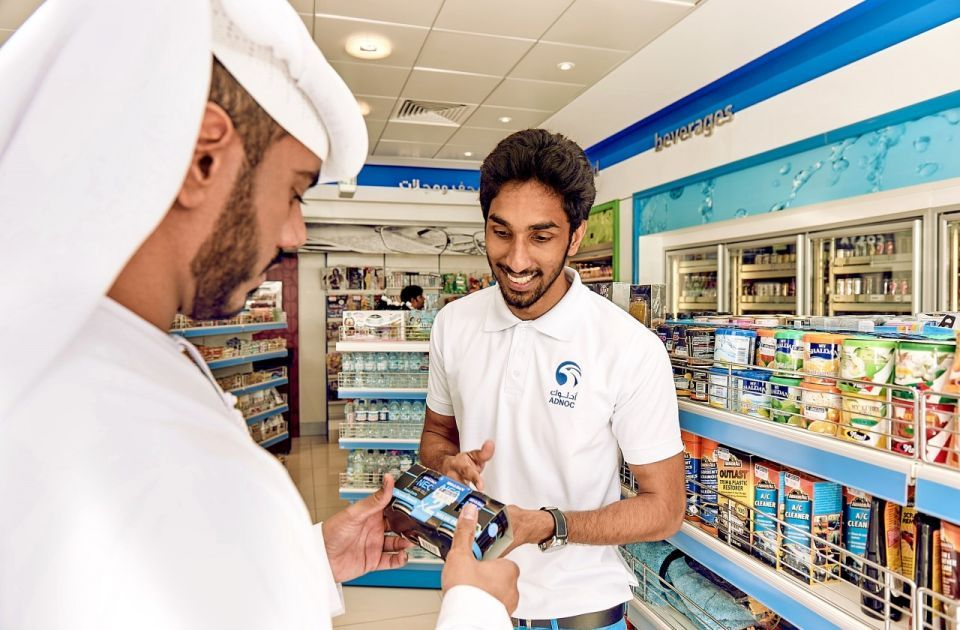 ADNOC, Urban ink deal for new Geant service station shops