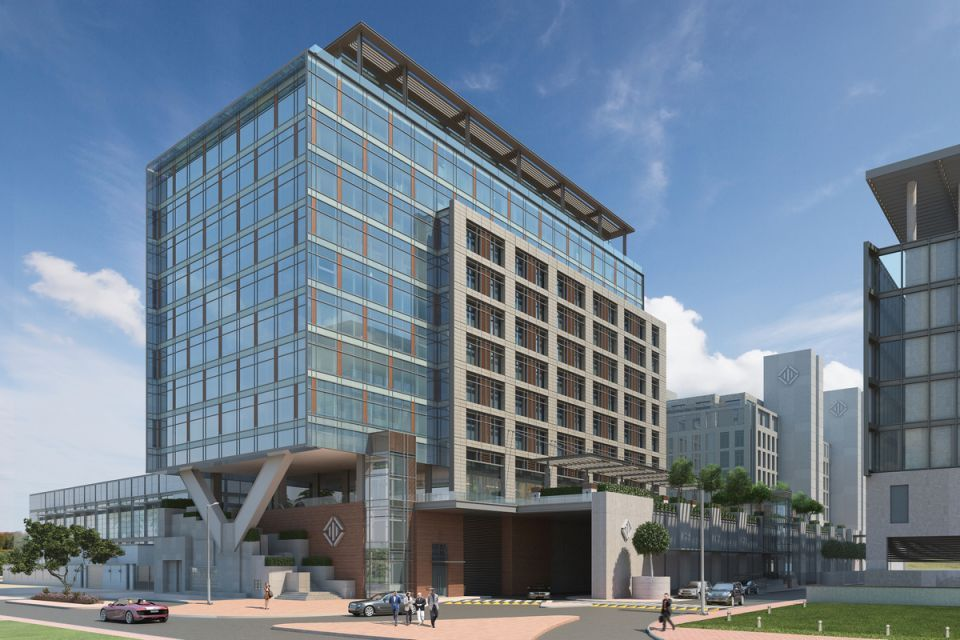 Big business names rush to fill DIFC's The Exchange