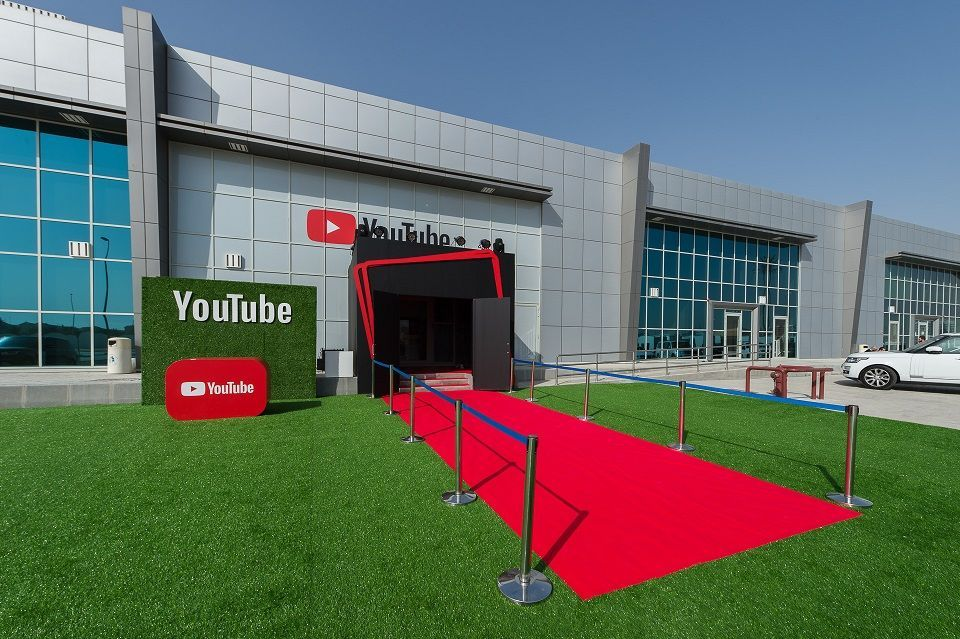 Gallery: Inside Middle East's first YouTube Space