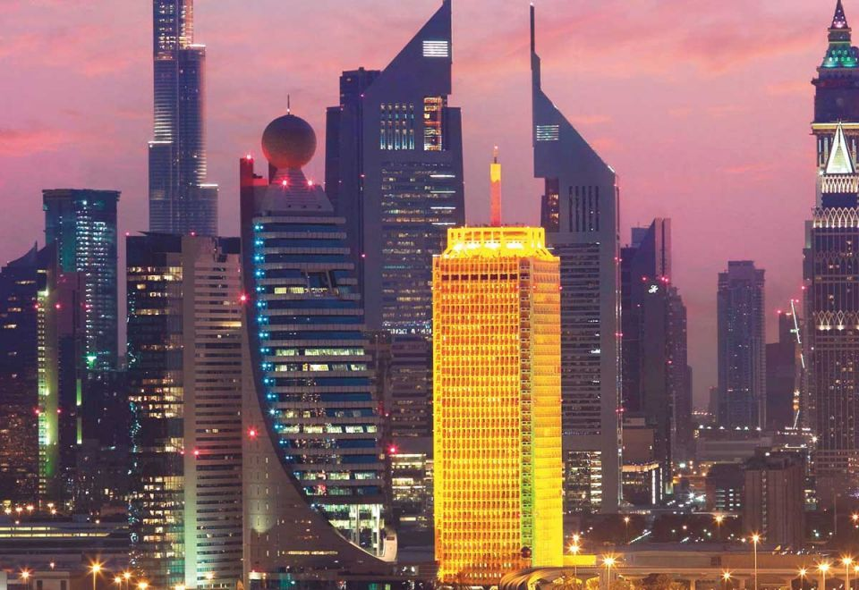Dubai office market set to see demand boost from gov't incentives - JLL