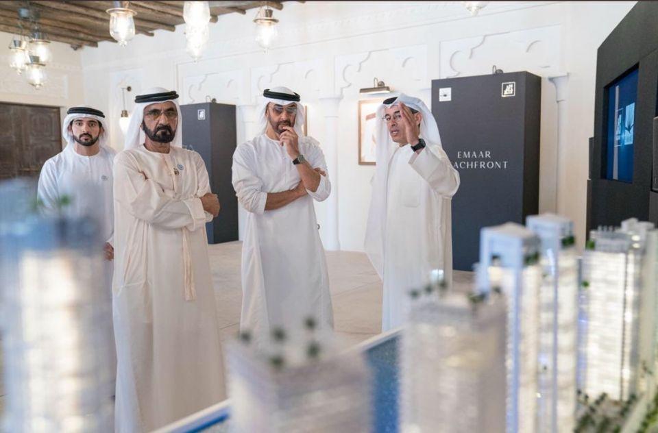 Emaar, Aldar shares gain following $8bn partnership