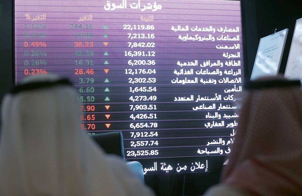 Foreigners pile into Saudi stocks as index calls loom, oil gains
