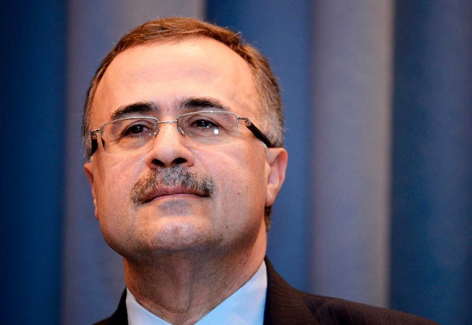 Saudi Aramco CEO says SABIC deal would impact IPO timeline