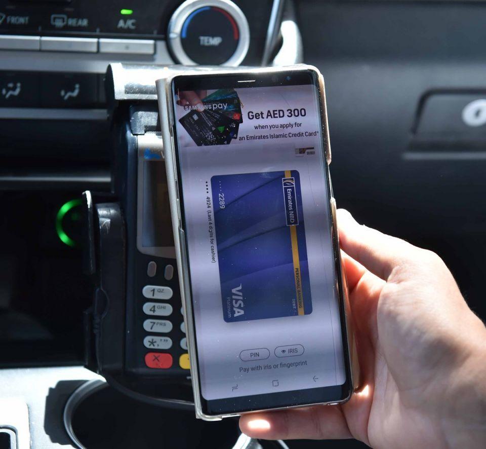 RTA launches Apple, Samsung Pay in Dubai taxis