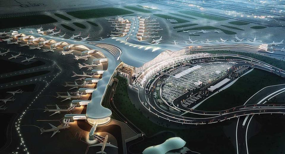 Advertising giant wins 10-year deal for new Abu Dhabi airport terminal