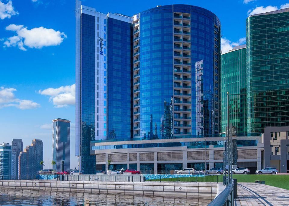 Radisson opens new waterfront hotel in Dubai