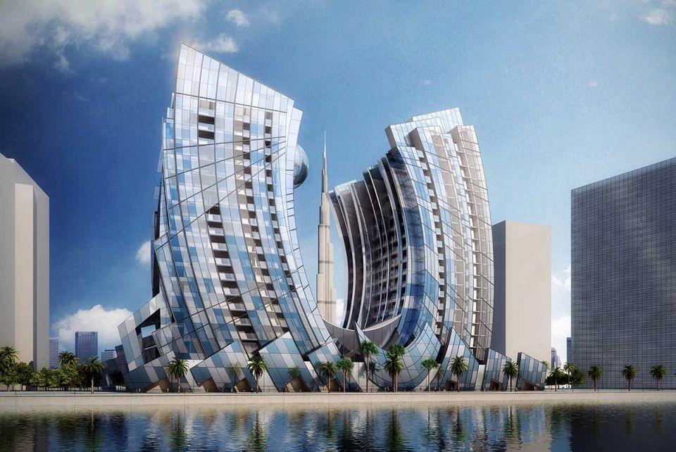 'J ONE' - The Jewel of Dubai