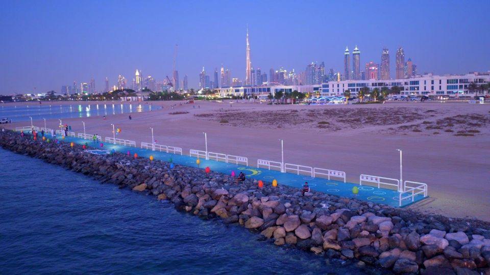Dubai launches first Happiness Platform on Jumeirah beach