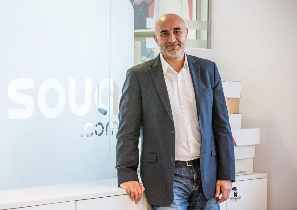 """""""Amazing times"""" for region's start-ups, says Souq founder"""