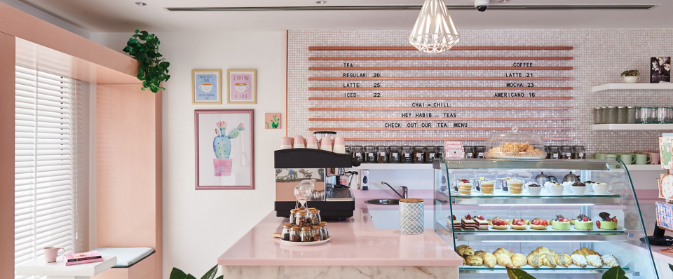 Instagram-friendly, tea-themed cafe opens in Jumeirah