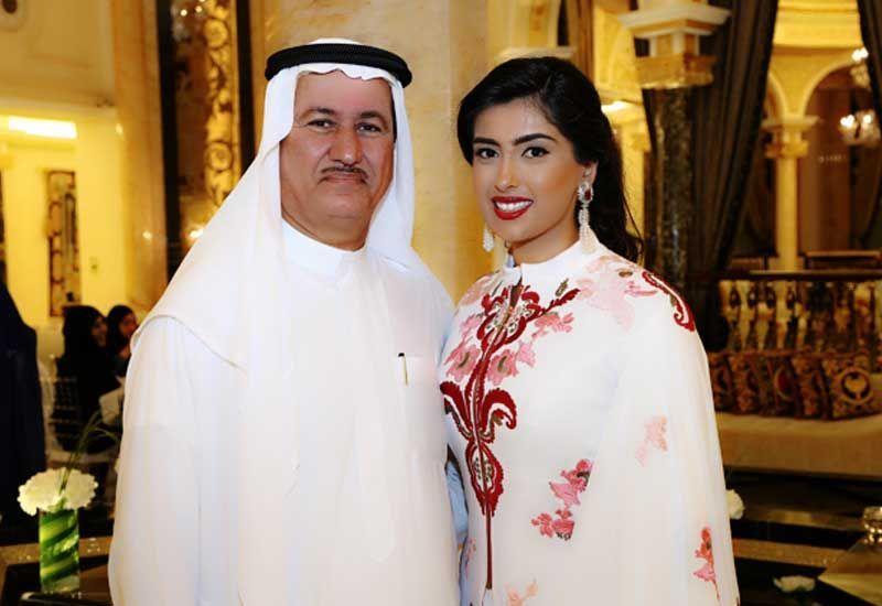 Crown Prince, Trump sons attend Sajwani family wedding