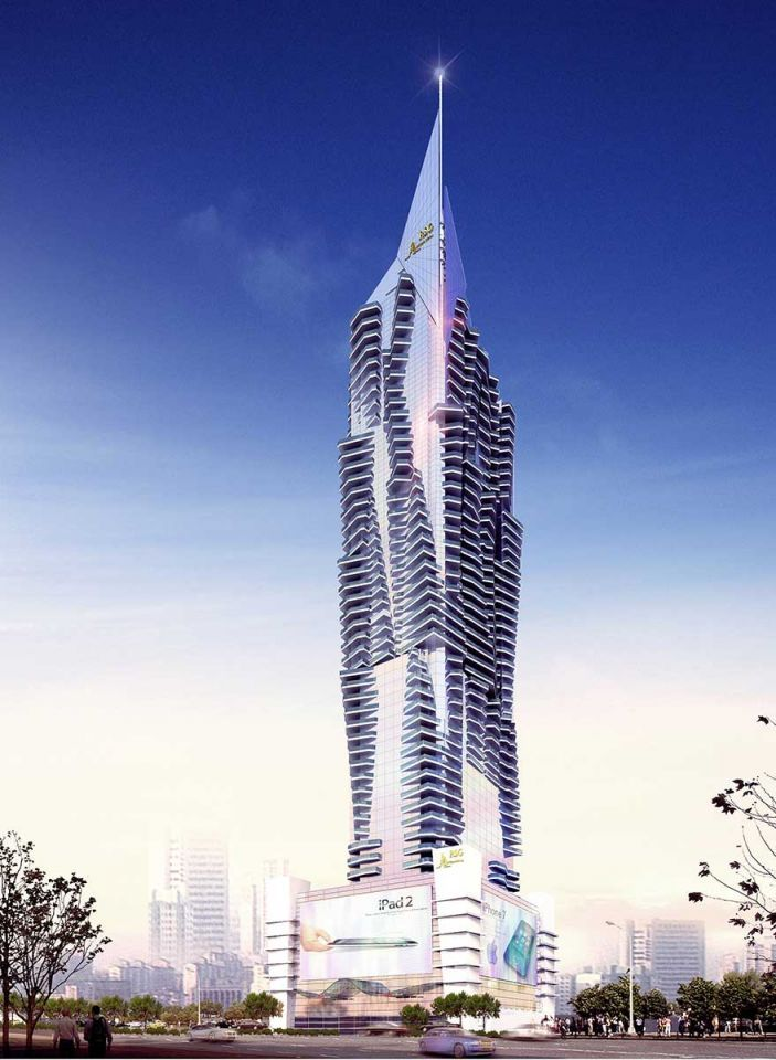$136m contract awarded for new Dubai luxury hotel, apartments