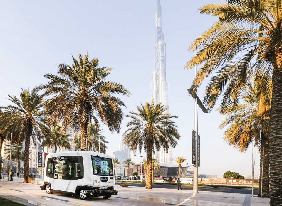Opinion: Smart cities rely on smart transport