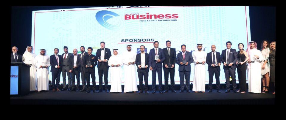MAG, Wasl and Dubai Properties take top honours at Arabian Business Real Estate Awards