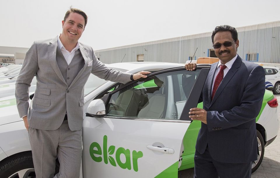 UAE carshare firm ekar inks deal for 200 new vehicles