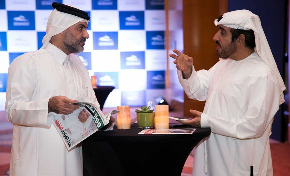 In pictures: Behind the scenes at the Arabian Business Real Estate Awards 2018