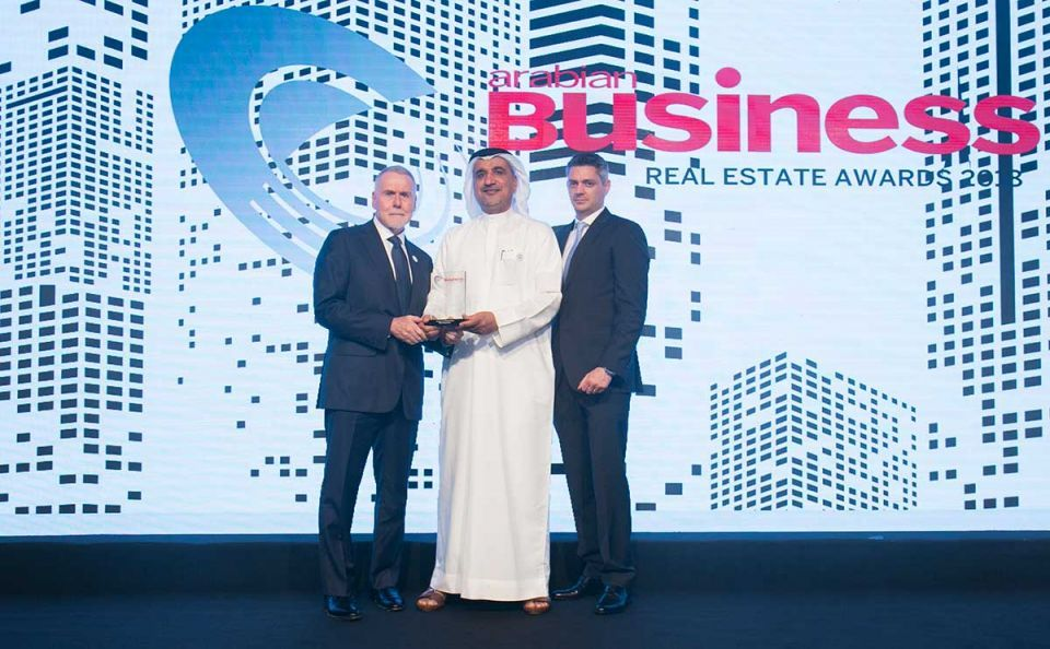 In pictures: Arabian Business Real Estate Awards 2018