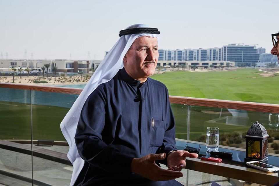 Damac profits, sales fall as Dubai property market 'corrects'