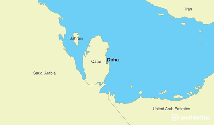 Saudi Arabia said to plan canal to turn Qatar into island