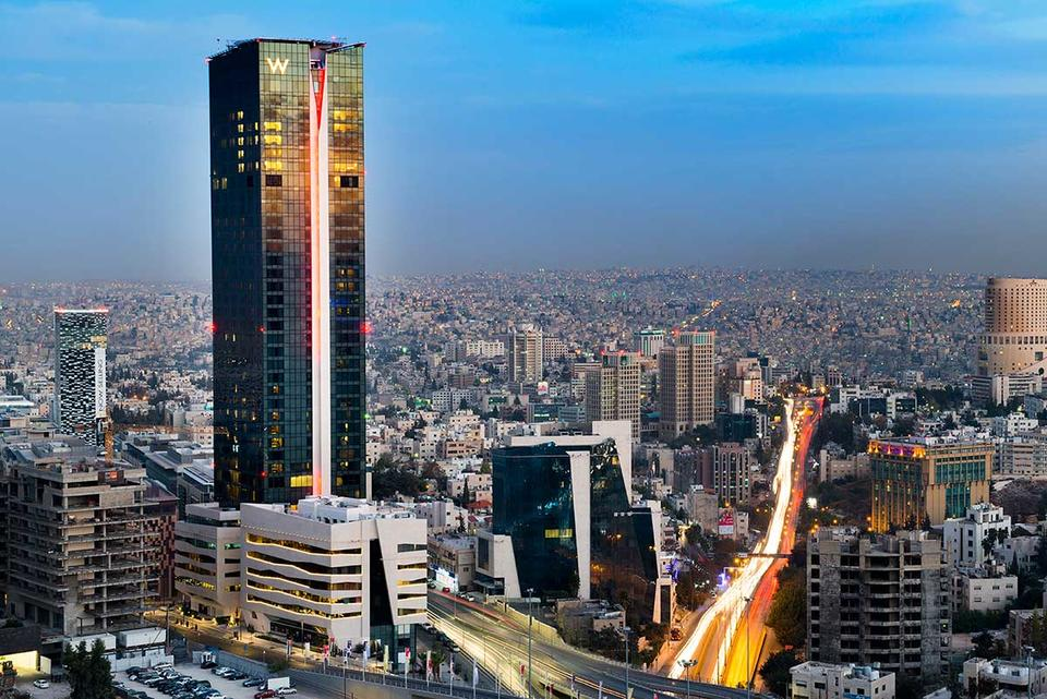 IMF agrees $1.3bn aid package for Jordan