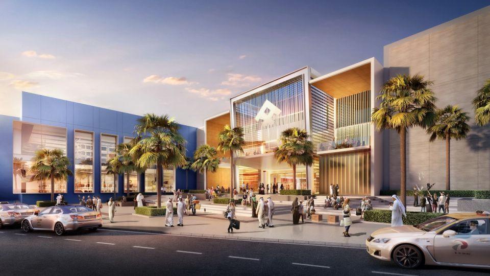 Al Futtaim unveils Festival Plaza, set to open in late 2019