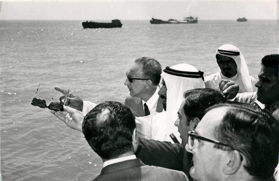 Sheikh Zayed: Creating a new heritage