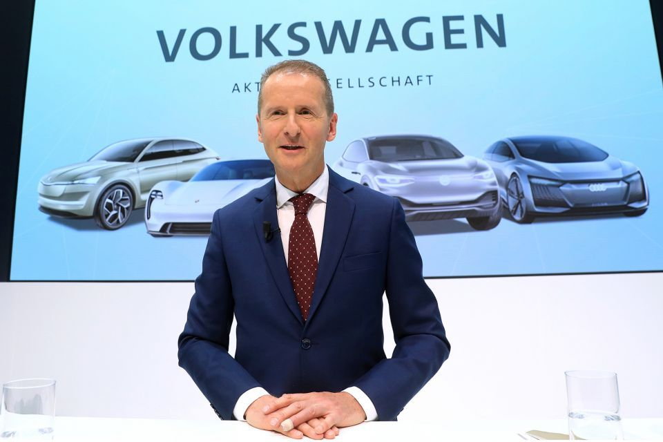 With a new CEO, Volkswagen begins sweeping overhaul to set future course