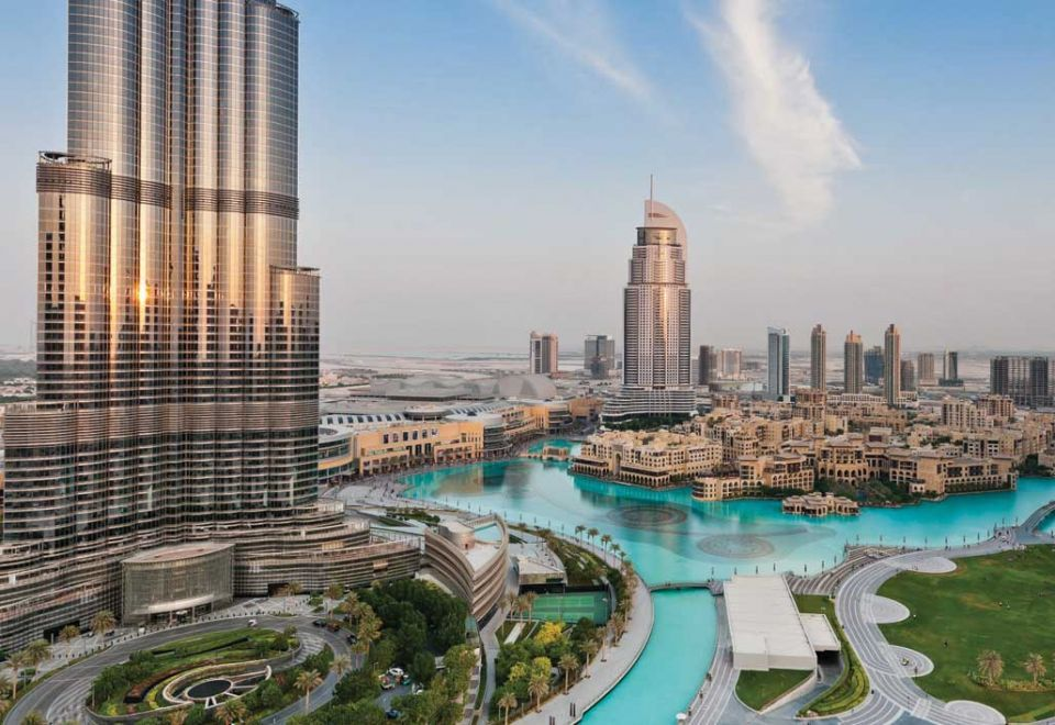 Dubai's Monopoly board: Which area takes the top B&B spot?