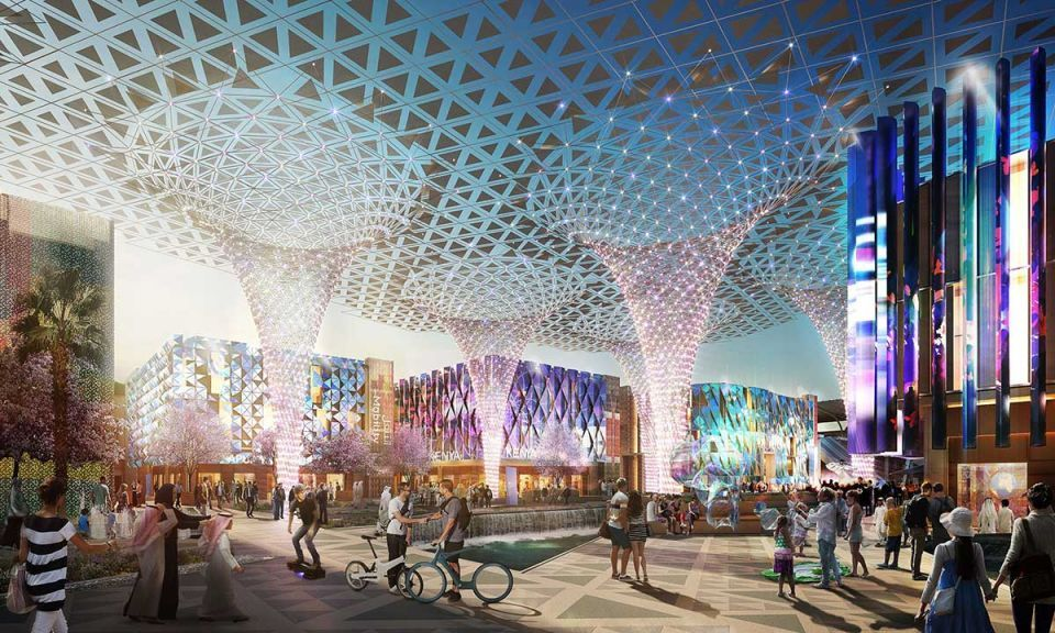 Dubai Expo 2020 site phase 2 construction to be completed by end-2018