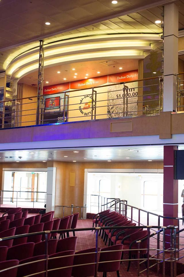 First look: QE2 opens its doors in Dubai