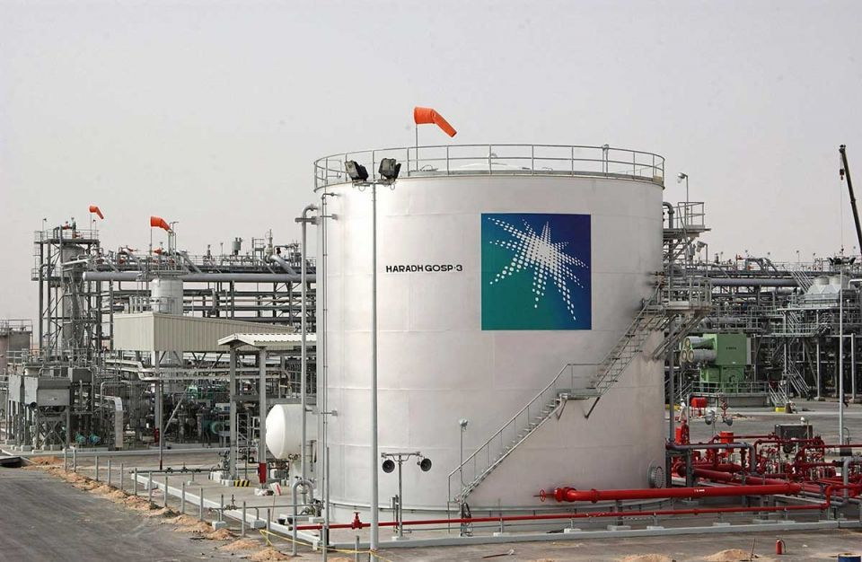 Saudi Aramco's 2017 oil output falls from record high