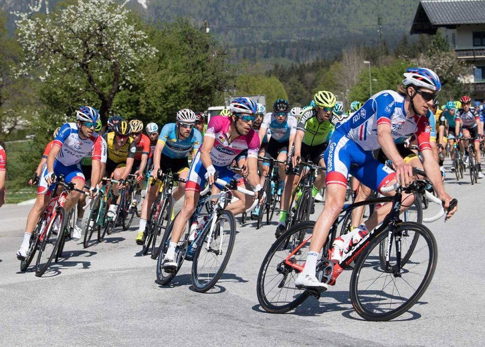 In pictures: Bahrain-Merida rider Mark Padun claims final stage in Tour of the Alps