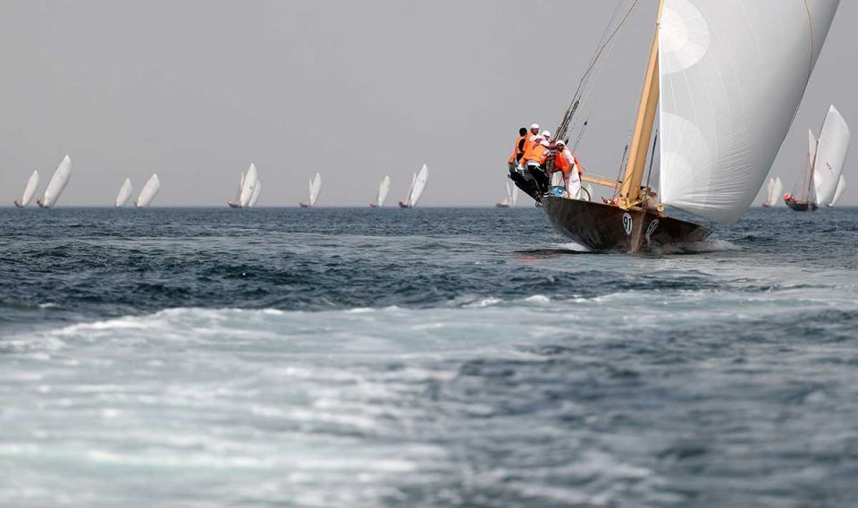 In pictures: Al Dhafra Watersports Festival